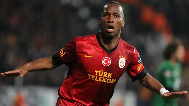 Drogba'dan derbi öncesi Galatasaray'a mesaj