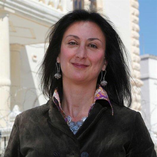 Gazeteci Galizia'nın katilini bulana 1 milyon avro