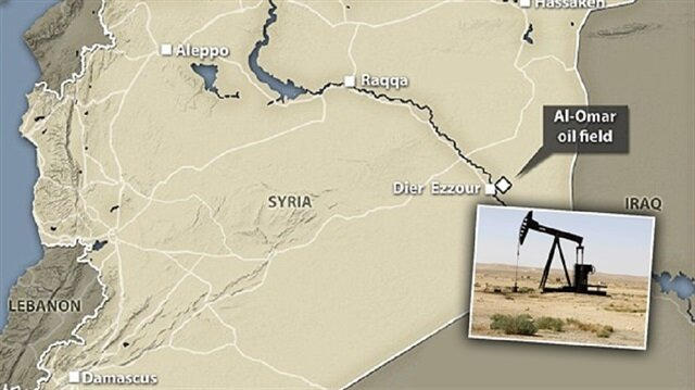 PKK/PYD seizes major Syrian oilfield with US support