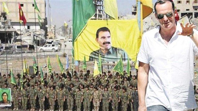 US envoy blackmails Assad regime to recognize so-called PKK state