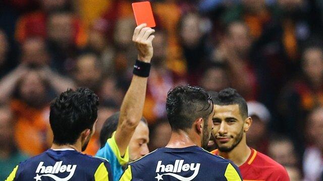 Galatasaray'da 'Belhanda' tartışması