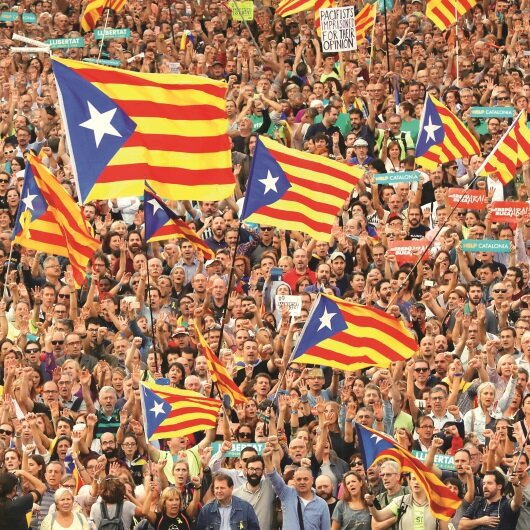 Katalonya'dan Franco suçlaması