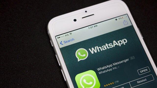 WhatsApp üzerinden her gün milyarlarca kısa mesaj, fotoğraf ve video paylaşımı yapılıyor.