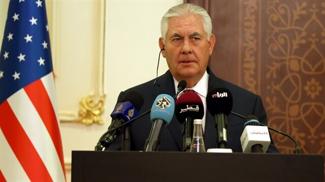 Tillerson pays flying visit to Afghanistan to discuss US strategy