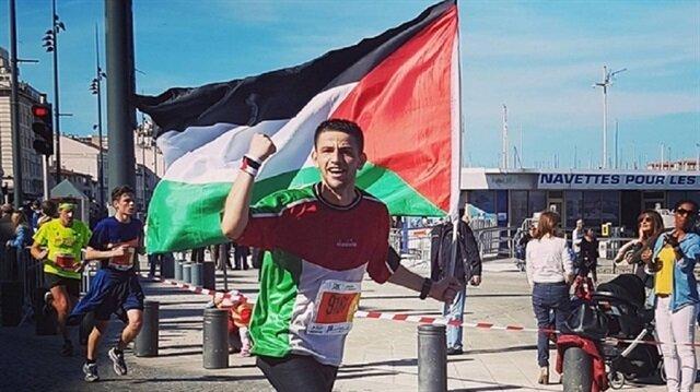Palestinian athlete to run in Istanbul Marathon upon presidential spokesman's invitation