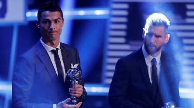 Yılın en iyisiCristiano Ronaldo