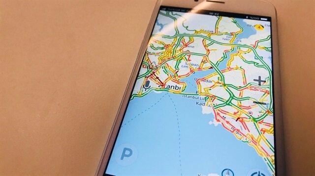 Yandex Navigasyon, Türkiye'de en çok tercih edilen navigasyon uygulamaları arasında bulunuyor.