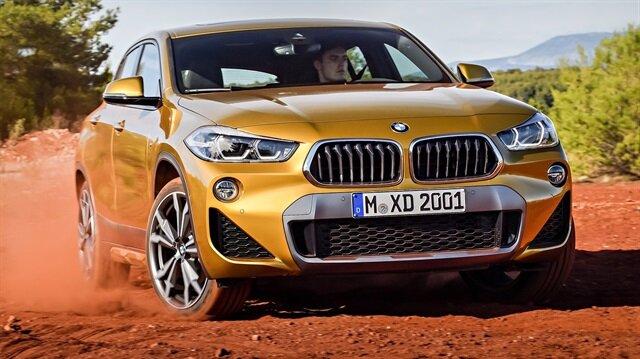 Yeni BMW X2'nin ABD'de 37 bin dolardan satışa sunulması bekleniyor.