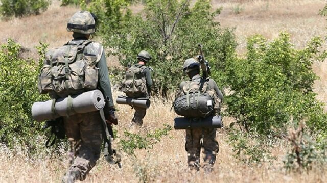 PKK members kill 6 Turkish soldiers, 2 village guards