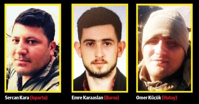Turkey: 2 killed in raid on suspected PKK hideout