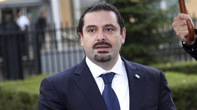Lübnan Başbakanı Saad Hariri istifa etti
