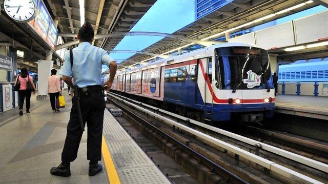 Yerli otomobilden sonra Bangkok'a metro vereceğiz