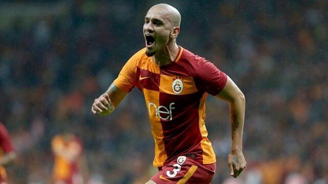 Maicon Galatasaray'da zirve yaptı
