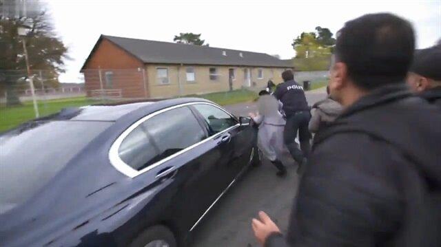 Danimarkalı bakan mülteciyi böyle ezdi!