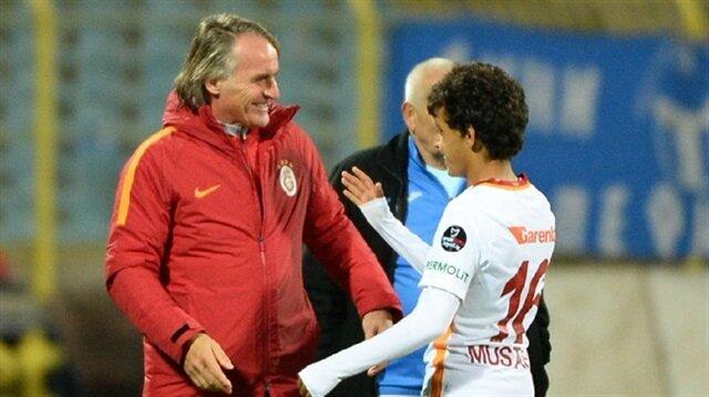 Galatasaray tarihine geçen Mustafa Kapı Fenerbahçe'yi yıktı