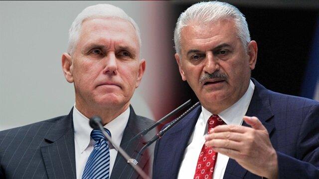 Başbakan Yıldırım'dan ABD'ye kritik ziyaret