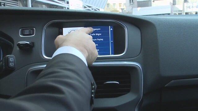 Turkcell'in öncelikli hedefi internete bağlı araç içi eğlence ve servis hizmetleri olacak.