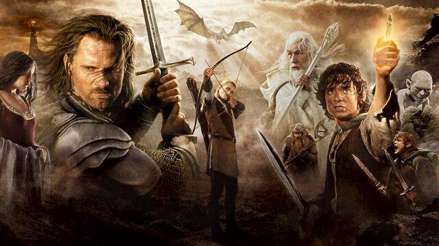 Yüzüklerin Efendisi serisi, sinema tarihinin en çok izlenen yapımlarından biri.