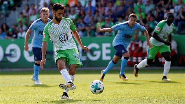 Milli Takım havuzundaki önemli isimlerden Yunus Mallı, Bundesliga'da bu sezon ilk golünü Hertha Berlin'e attı.