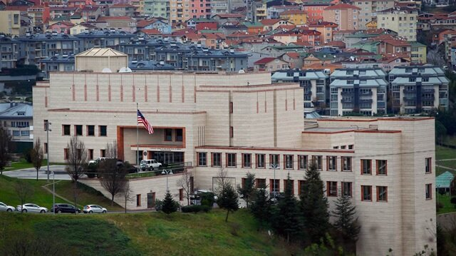 United States  embassy in Turkey starts to issue visas