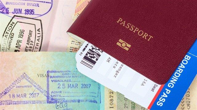 Türkiye de ABD'ye sınırlı olarak vizeleri kaldırdı