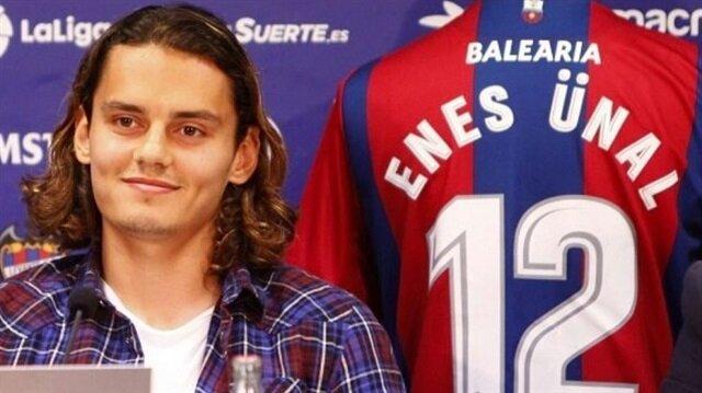 La Liga'da yer alan özel statü sayesinde milli futbolcu Enes Ünal, sezon başında transfer olduğu Villarreal'den ayrılarak Levante'ye geçmişti.