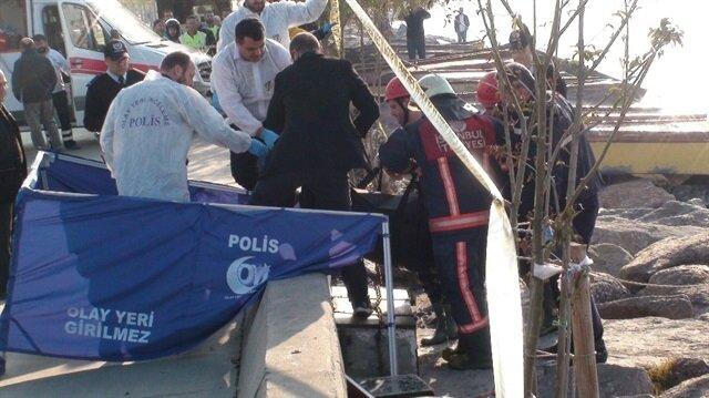 Polis ekipleri olayla ilgili inceleme başlattı.