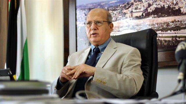 Gazze Ablukayı Kırma Halk Komitesi Başkanı Cemal el-Hudari