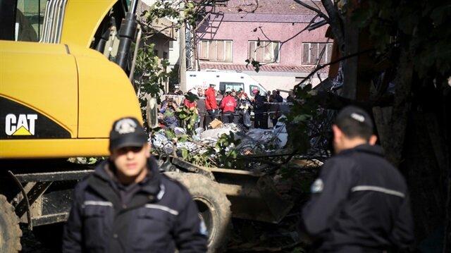 Bursa'da boya fabrikasında patlama: 5 ölü