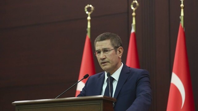 Milli Savunma Bakanı Canikli'den 10 Kasım mesajı