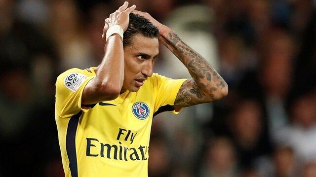 Mbappe ve Neymar transferleri sonrası 11'deki yerini kaybeden Di Maria bu sezon çıktığı 11 maçta 1 gol atarken 4 de asist yaptı.