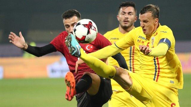 Milli Takımımız, Romanya ile oynadığı hazırlık maçından 2-0 yenik ayrıldı.