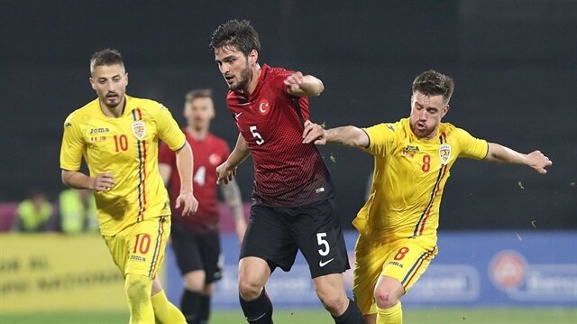 Romanya: 2 Türkiye: 0 hazırlık maçı özeti ve golleri
