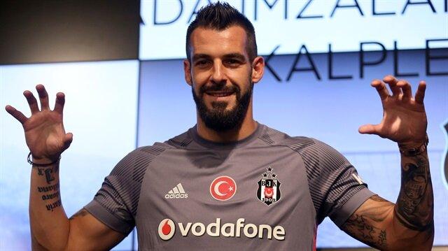 Negredo Beşiktaş formasıyla ilk golünü Aytemiz Alanyaspor maçında kaydetmişti.