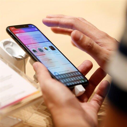 iPhone X'te dokunmatik sorunu