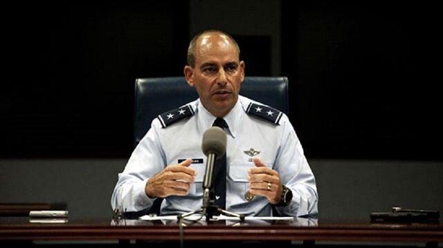 ABD Merkez Hava Kuvvetleri  Komutanı Korgeneral Jeffrey Harrigian