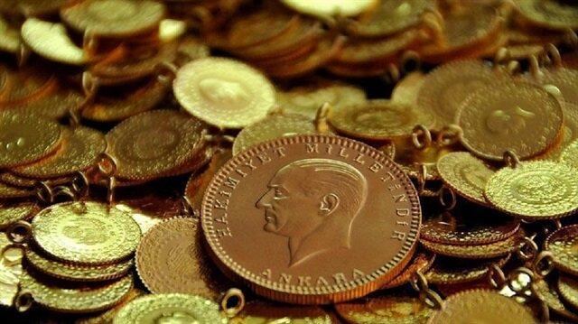 Gram altın 158 lira seviyesinde