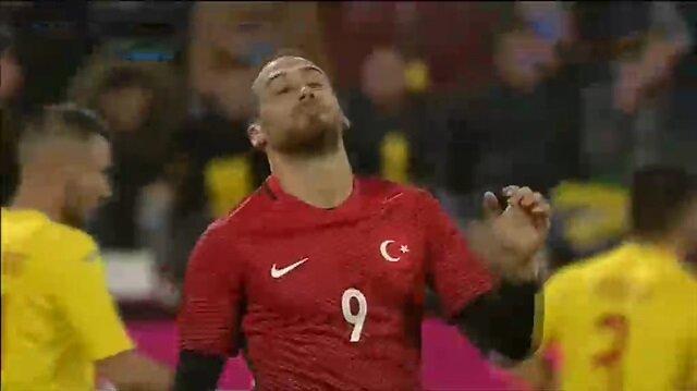 Romanya 2-0 Türkiye (maç özeti)