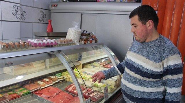 Uygun et satışı kasapları da indirime zorladı.