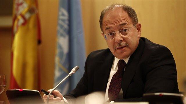Recep Akdağ,Türkiye'de uyuşturucu ile mücadelenin koordinasyonun da kendisine  bağlı olduğunu belirtti.