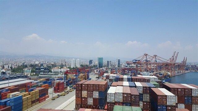 Dış ticaret endeksleri açıklandı.