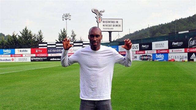 Atiba, 5 sezondur Beşiktaş forması giyiyor.