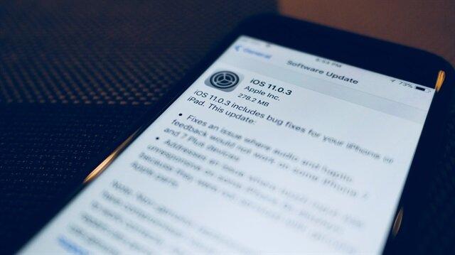 iPhone'da sinir bozucu klavye hatası