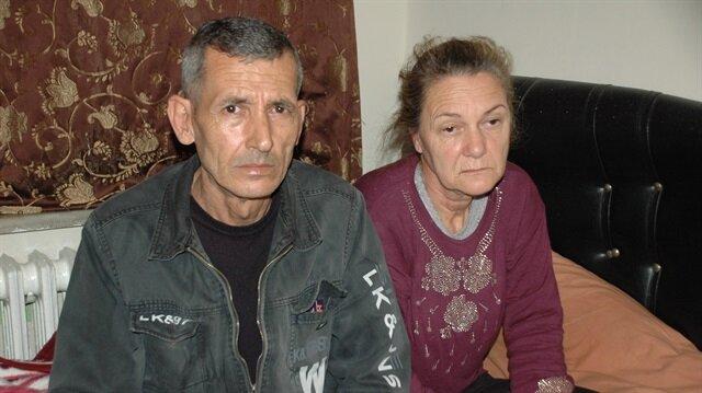 Evlatları tarafından evden atıldıklarını söyleyen çift, birkaç gün acil serviste kaldıktan sonra yardım eli uzatıldı.