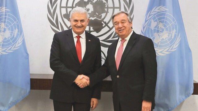 Guterres ileArakan zirvesi