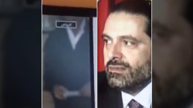 Hariri'yecanlı yayında açıklama talimatı!