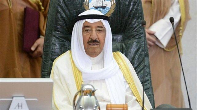 Kuveyt Bakanlar Kurulundan Sorumlu Devlet Bakanı Şeyh Muhammed el-Abdullah el-Mübarek es-Sabah