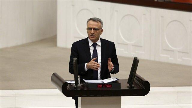 'Yapılandırma kanunları kapsamında 31 milyar lira tahsil ettik'
