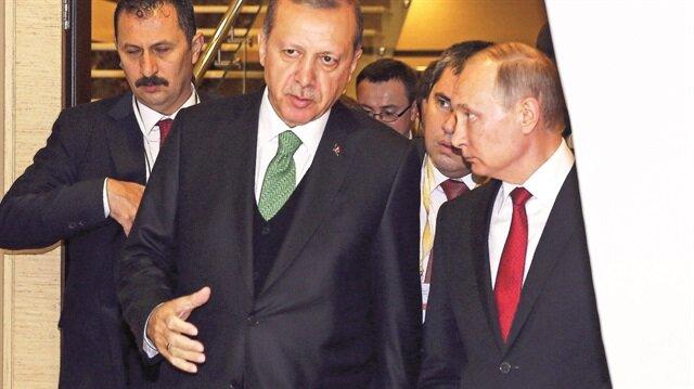 Putin'le 9. kez yüz yüze