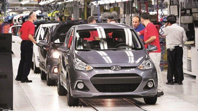 Otomotivin yüzde 80'i ihraç